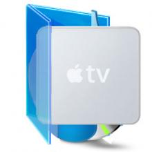 Tutu X to Apple TV Converter