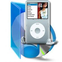 Click to view Tutu X to iPod Video Converter 2.12 screenshot
