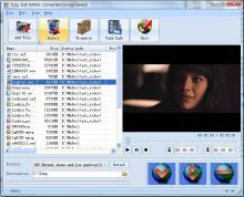 Screenshot of Tutu 3GP MPEG Converter