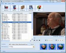 Screenshot of Tutu AVI MPEG Converter