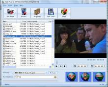 Screenshot of Tutu FLV to MP4 Converter