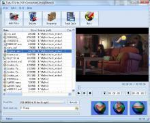 Click to view Tutu FLV to PSP Converter 3.1.9.1203 screenshot