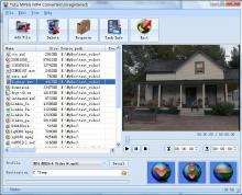 Screenshot of Tutu MPEG MP4 Converter