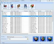WMA MP3 converter, convert WMA to MP3, MP3 to WMA, MPEG to MP3, AVI to MP3