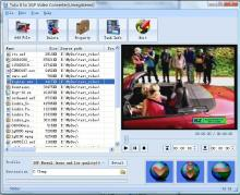 Click to view Tutu X to 3GP Video Converter 3.1.9.1203 screenshot